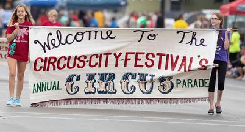 EBC Circus City Week Outreach