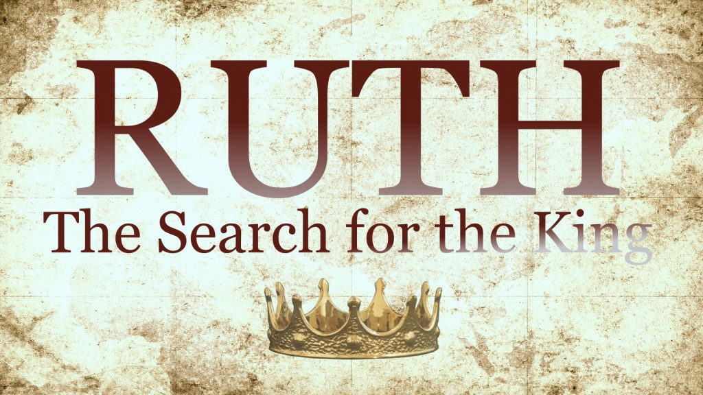 EBC Bible Study Book of Ruth 5-07-2020