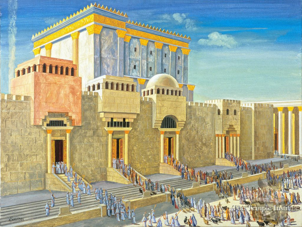 Jerusalem's Temple mount