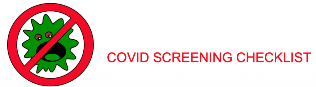 This image has an empty alt attribute; its file name is 20210210-COVID-ScreeningChecklist-Graphic-1024x283.png